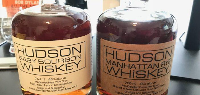 ModernThirst VideoCast- With Hudson Whiskey; Feb 16, 2018