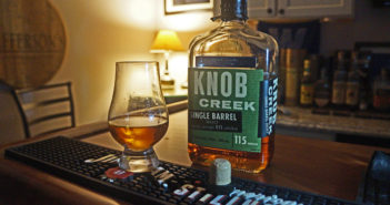 Knob Creek Single Barrel Rye Review