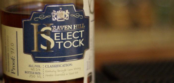 Video: Heaven Hill Select Stock Corn Whiskey