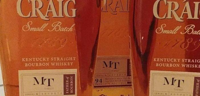 """Private Barrel #2 – ModernThirst Elijah Craig """"The Straggler"""""""