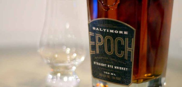 Epoch Rye Whiskey Review