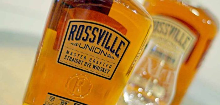 Rossville Union Master Crafted and Barrel Proof Ryes