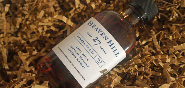 Heaven Hill 27 Year Barrel Proof review