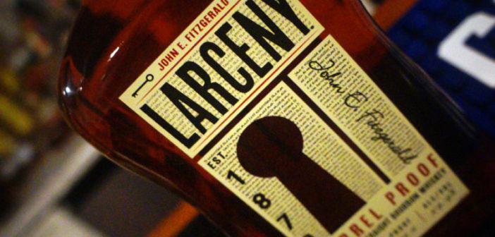 Larceny Barrel Proof Review
