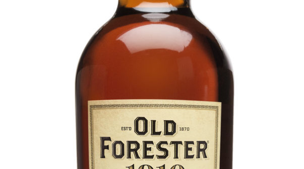 Old Forester 1910 Review
