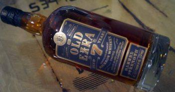 Old Ezra Barrel Strength Bourbon Review