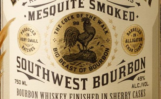 Warbringer Mesquite Smoked Sherry Cask Finished Bourbon Review
