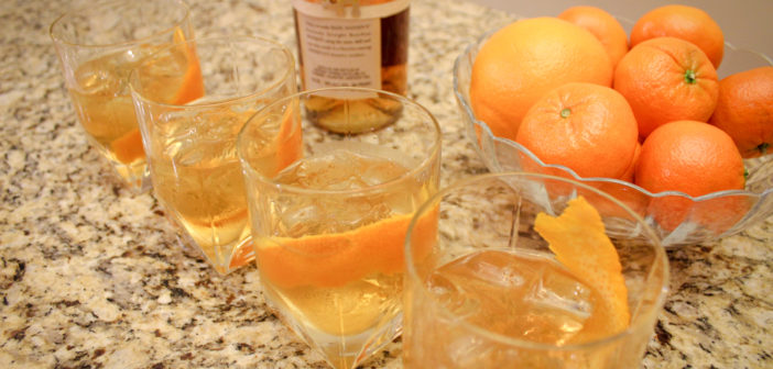Four Simple Syrups to Add to Your Old Fashioned
