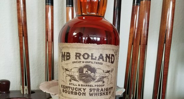 MB Roland Still and Barrel Proof Bourbon Review