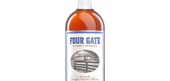 Four Gate Whiskey Company Launches Small Batch Bourbon Brand