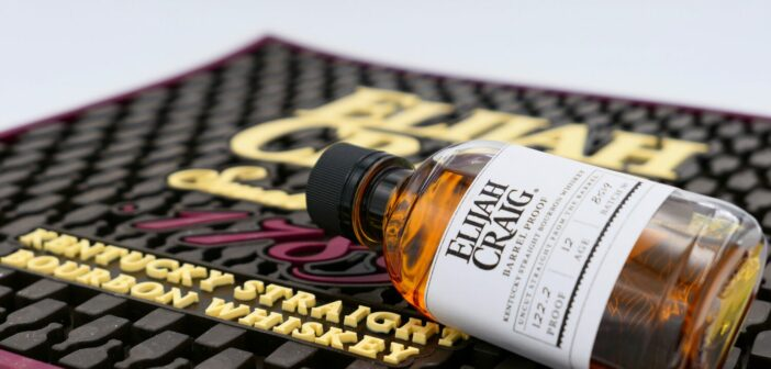 Elijah Craig Barrel Proof B519