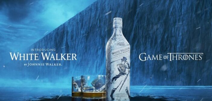 Review:  Game of Thrones White Walker Whisky by Johnnie Walker