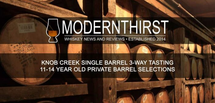 Video: 3-Way Knob Creek Tasting